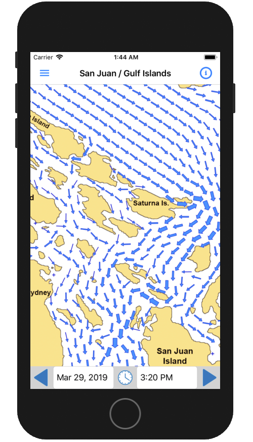 PNW Current Atlas app available now